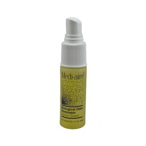 Bard Medi-Aire Biological Odor Neutralizer, 1 oz. Spray Bottle, Lemon Scent