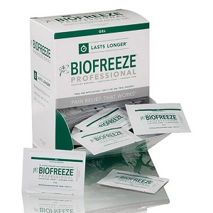 Biofreeze 5 ml Trial Packets - Box of 100