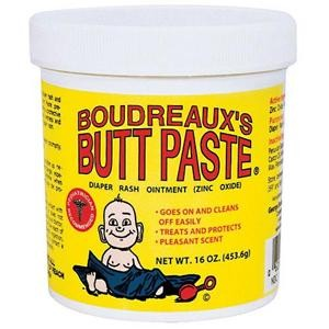 Boudreaux's Original Butt Paste - 16 oz Jar