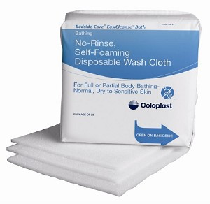 Bedside-Care EasiCleanse Disposable Washcloths