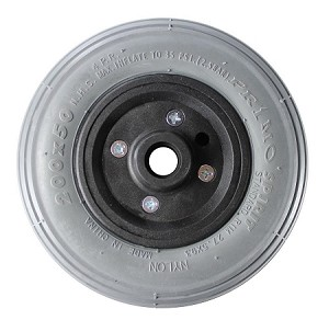 "8"" x 2"" Invacare Caster with Tire"