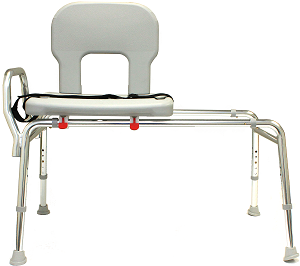 Eagle Bariatric Sliding Transfer Bench