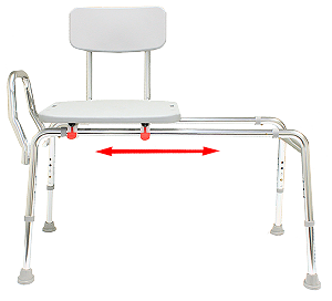 Eagle Sliding Transfer Bench