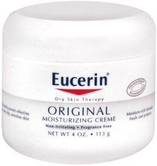Eucerin Original Healing Soothing Repair Cream - 4 oz. Jar
