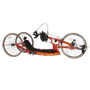 Invacare Top End Force RX with H1-2 options