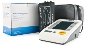 Select Digital Blood Pressure Monitor