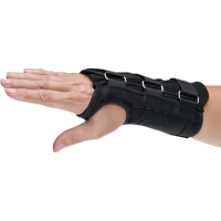 Norco Short D-Ring Wrist Support