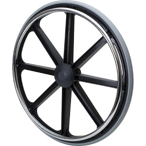 "E&J 24"" x 1-3/8"" Rear Wheel Assembly"
