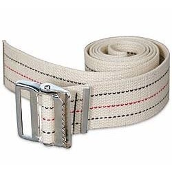 "McKesson 60"" White Gait Belt"