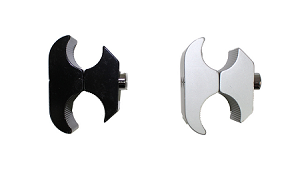 Aluminum Wheel Lock Clamp