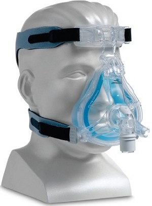 ComfortGel Blue Full CPAP Face Mask with Headgear