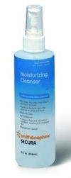 SECURA Moisturizing Cleanser - 8 oz Spray Bottle