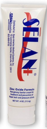 SELAN+ with Zinc Oxide - 4 oz Tube