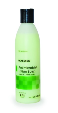 McKesson Antimicrobial Soap Lotion with Aloe