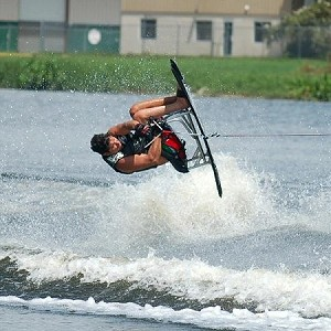 Max Mobility LowRider Adaptive Wakeboarding System