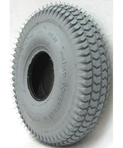 "Primo Powertrax Wheelchair Knobby Tire - 12.5 x 2.5"" (12 x 300-4)"
