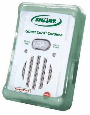Cordless Bed Alarm Monitor & Pager