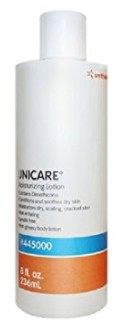 Unicare Moisturising Lotion 8 oz Bottle