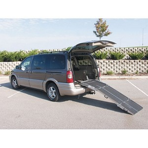 Rear Door Van Ramps