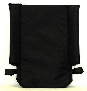 "Ultra Light Nylon Fold Over Type Back - 18"" Wide"