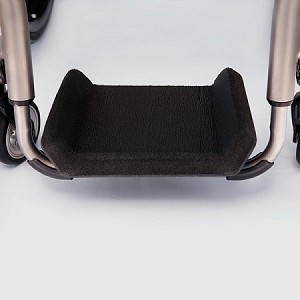 Wheel Comfort Padded Footplate