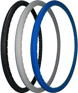 "SHOX Solid Wheelchair Tire 24 x 1"" (25-540)"