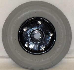 "8"" x 2"" Merit Caster with Tire"