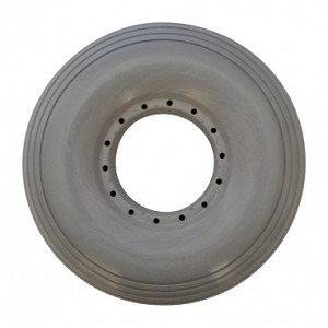 "Urethane Multi-Rib Wheelchair Tire - 8 x 2"" (210-65)"