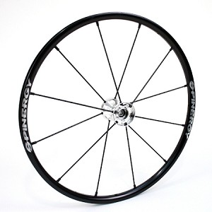 "Spinergy 12 Spoke Light Extreme with Narrow 1.8"" Hub - 26"" (25-590)"