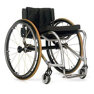 Top End Terminator Titanium Wheelchair
