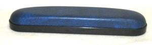 Vinyl Padded Armrest with Black Base