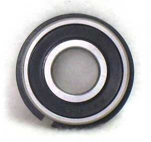 17mm x 40mm x 12mm Metric Bearing with Ring