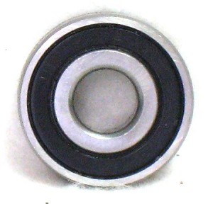 "Rear Wheel Precision Bearing, 1/2"" x 1-3/8"""