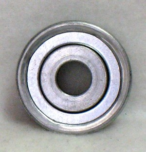 "Rear Wheel Flanged Bearing 7/16"" x 1-3/8"""