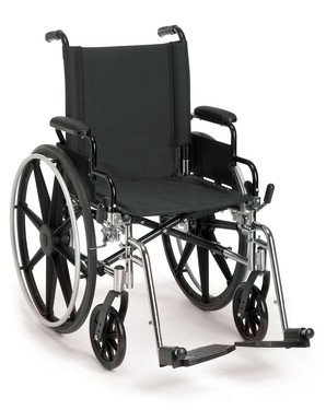 Breezy EC 4000 High-Strength, Lightweight Wheelchair