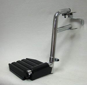 Invacare Style Cam Lock Footrests