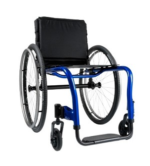 Quickie QRi Ultra Lightweight Wheelchair