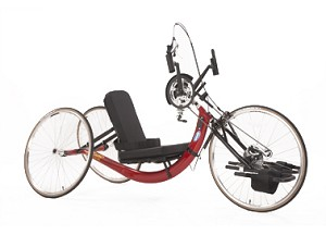 Top End Excelerator XLT PRO Handcycle